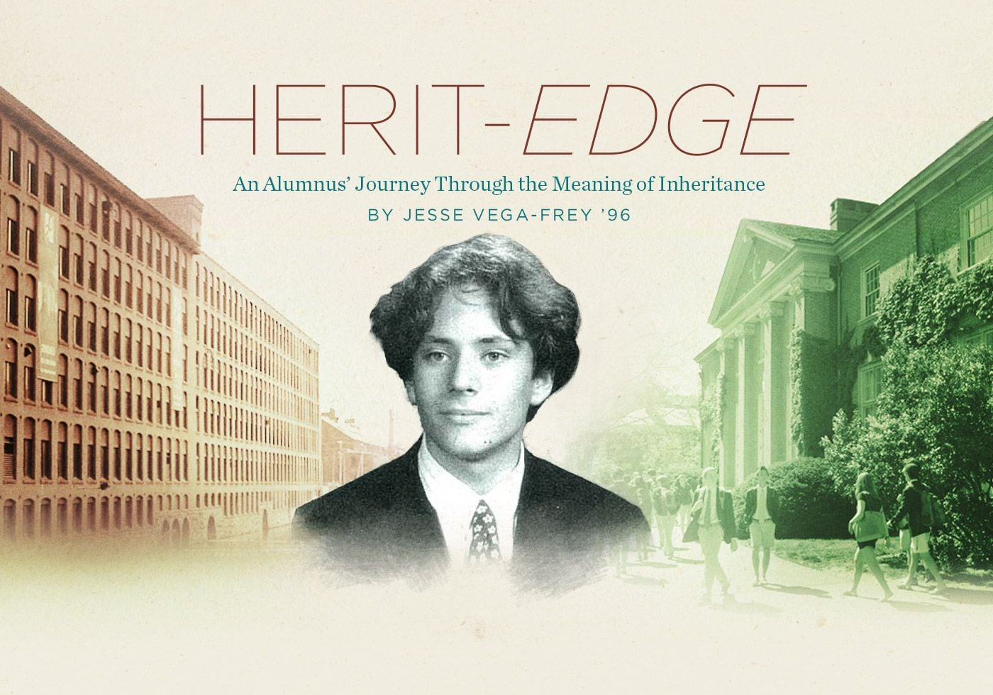 Herit-edge Cover