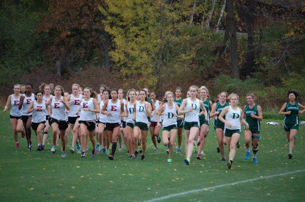 cross country vs exeter