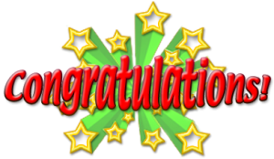 Yellow-Star-with-Congratulation
