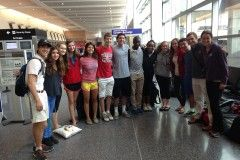 Colombia Group at Logan Thiel