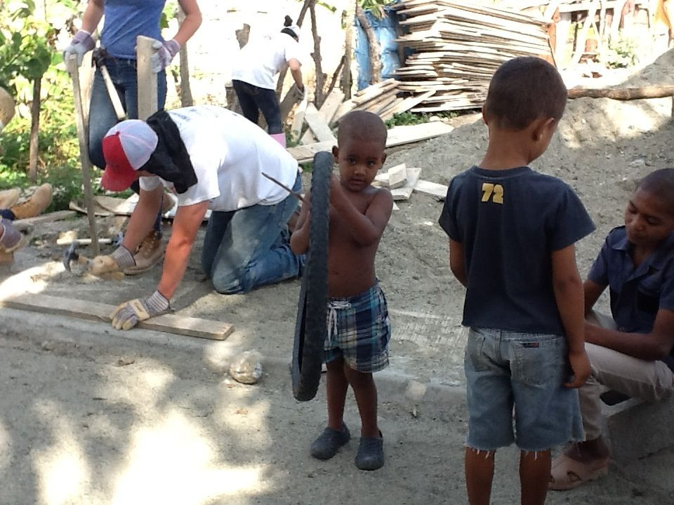 Removing Nails with Help from New Friends Photo Credit: Sheryl Cabral