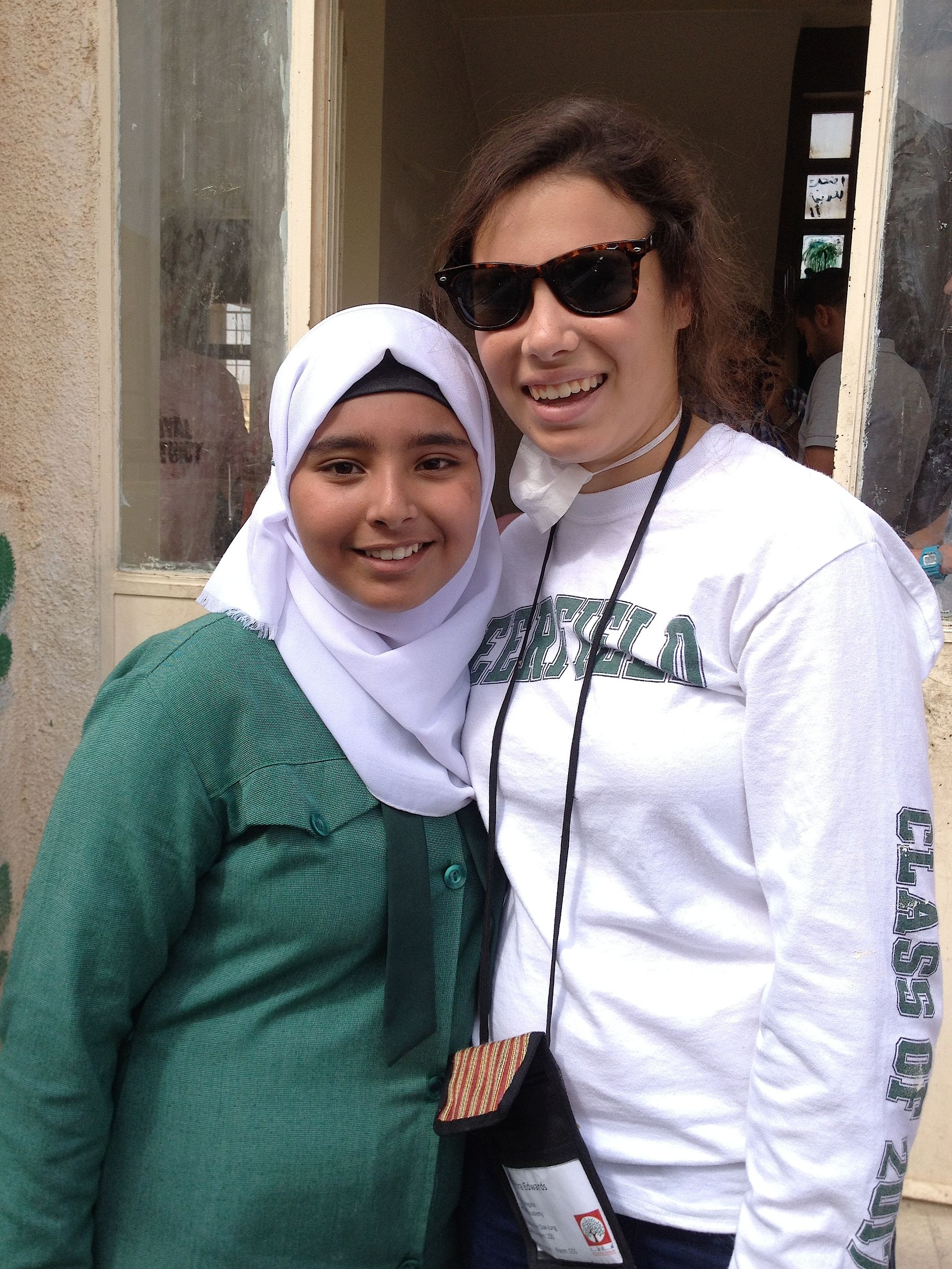 Madaba Ally and Sara RS Service Project
