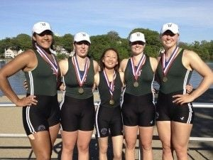 Girls Crew_2015 National Champs_June 2015